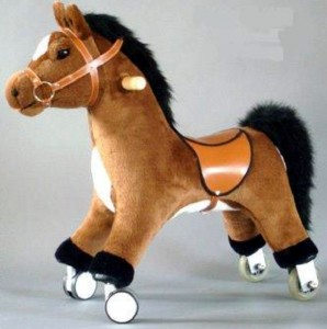 A Toy Horse for your Toddler